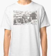 SANDSCAPE (Dillon Beach, California) Classic T-Shirt