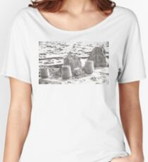 SANDSCAPE (Dillon Beach, California) Relaxed Fit T-Shirt