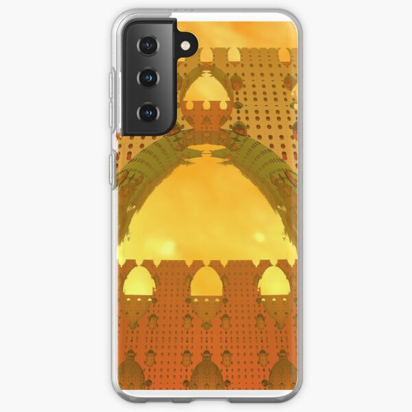 Arabian Delights by Spaced Painter Samsung Galaxy Soft Case