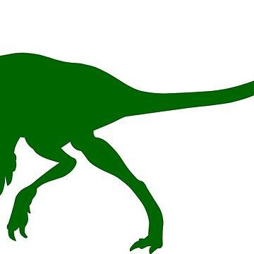 Oviraptor Dinosaur by sweetsixty