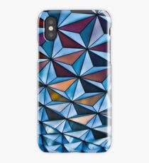 Like A Grand and Miraculous Spaceship iPhone Case