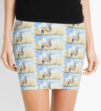 Rapier horns - Gemsbuck Mini Skirt