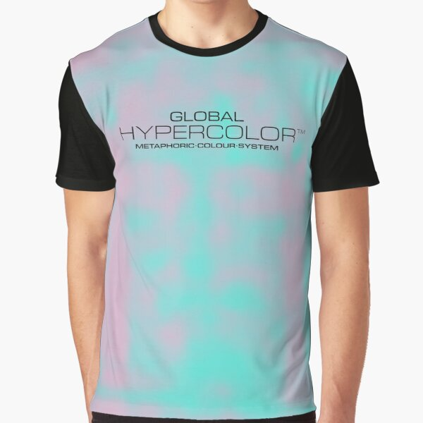 Global Hypercolor - Turin Shroud edition * Graphic T-Shirt