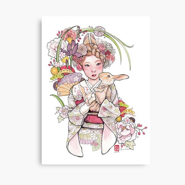 Embrace Spring Canvas Print