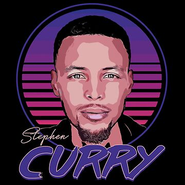 Steph Curry by slawisa