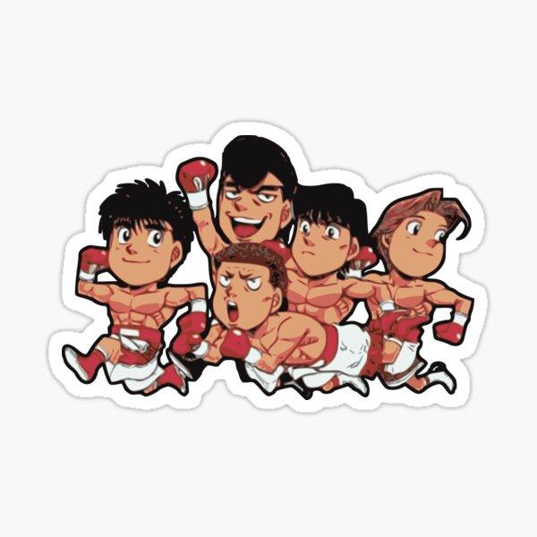 Kamogawa Gym Sticker