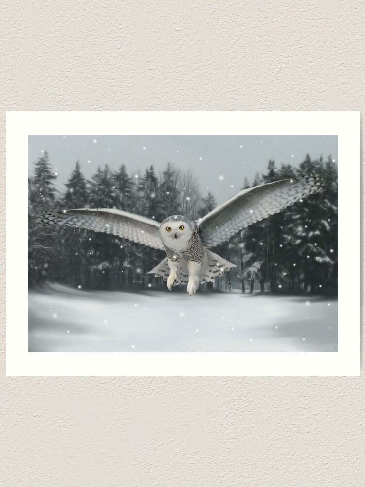 Alternate view of Take flight Art Print