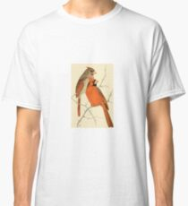 Northern cardinal Classic T-Shirt