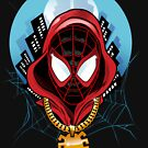 Spider Miles by InkOne
