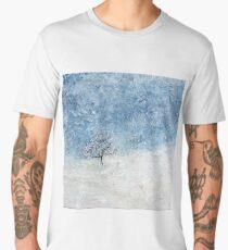Winter Calm Men's Premium T-Shirt