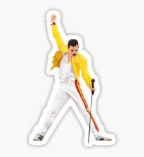 Freddie Freddy Sticker