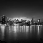 Bright Lights of New York by Nicklas Gustafsson