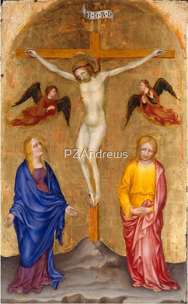 Stabat Mater (Gentile da Fabriano, c. 1410-1412) by PZAndrews
