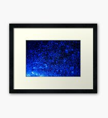 Abstract (40-12434) Framed Print