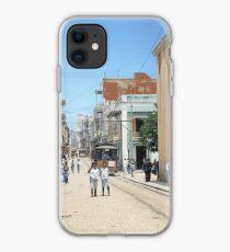 Old San Juan, Puerto Rico ca 1900 iPhone Case
