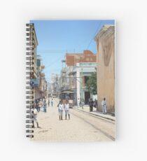 Old San Juan, Puerto Rico ca 1900 Spiral Notebook