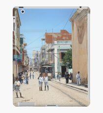 Old San Juan, Puerto Rico ca 1900 iPad Case/Skin