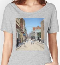 Old San Juan, Puerto Rico ca 1900 Relaxed Fit T-Shirt