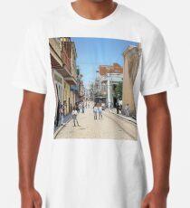 Old San Juan, Puerto Rico ca 1900 Long T-Shirt