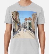 Old San Juan, Puerto Rico ca 1900 Premium T-Shirt