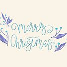 Merry Christmas #redbubble #xmas by designdn