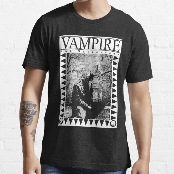 Retro: Vampire: The Masquerade 2 Essential T-Shirt
