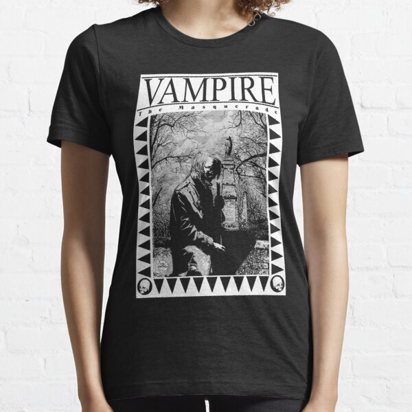 Retro: Vampire: The Masquerade 2 Essential T-Shirt