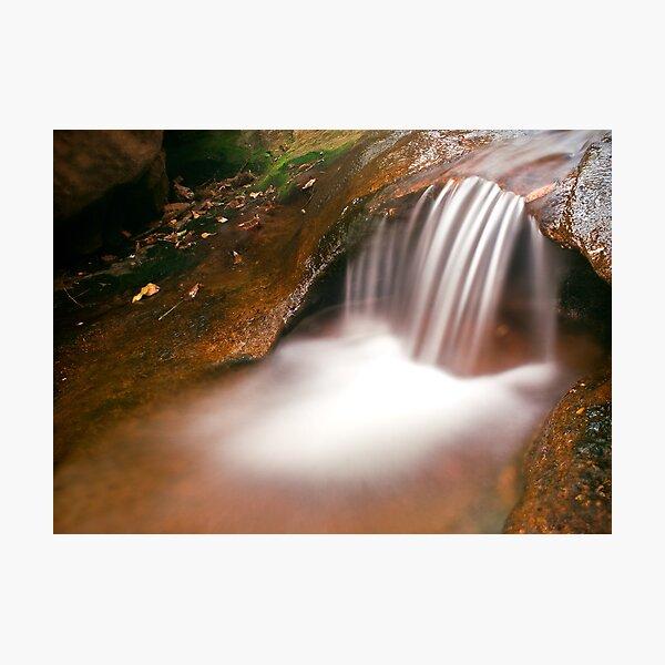 Panchali Kund Stream Photographic Print