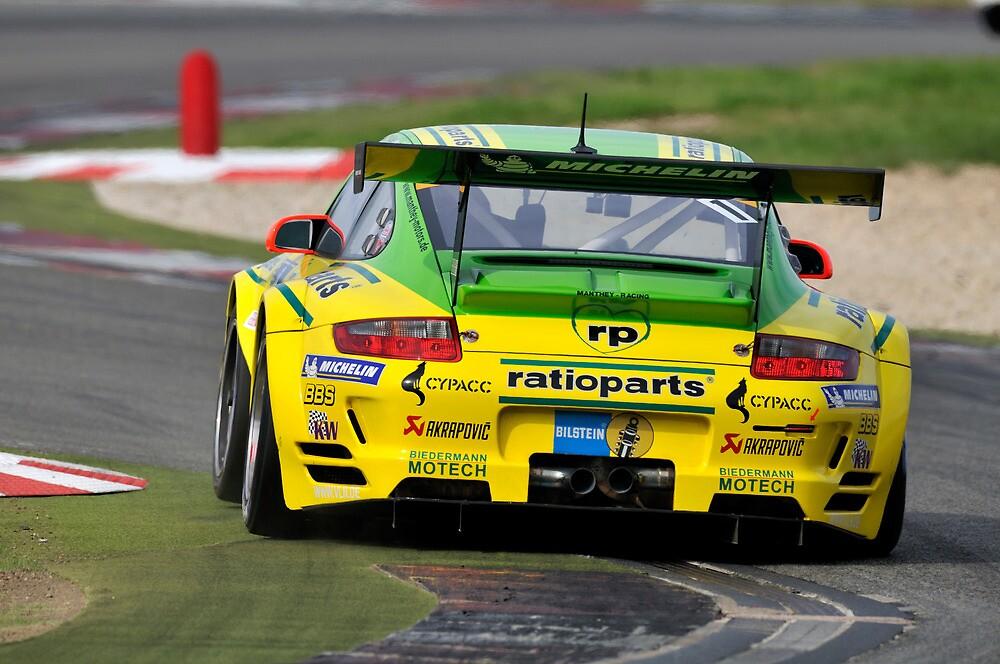 Porsche GT3 RSR .... by M-Pics
