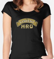 Vincent HRD Women's Fitted Scoop T-Shirt
