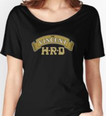 Vincent HRD Women's Relaxed Fit T-Shirt