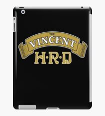 Vincent HRD iPad Case/Skin
