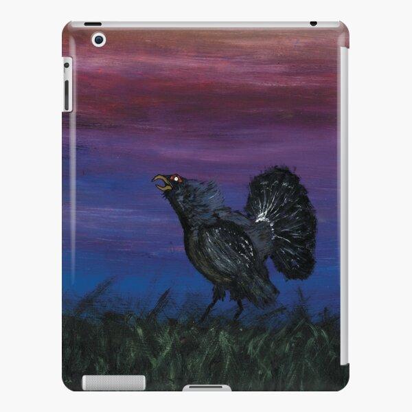 Western Capercaillie Bird Painting  iPad Snap Case