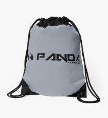 Tekken Inspired Panda Drawstring Bag