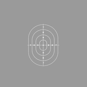 Target Shooting Range Sign by GetItGiftIt