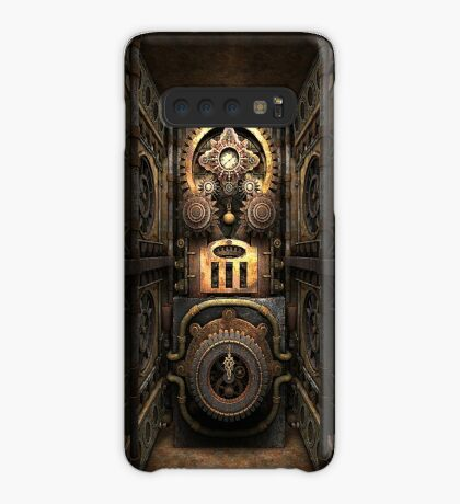 Infernal Steampunk Vintage Machine #4 phone cases Case/Skin for Samsung Galaxy