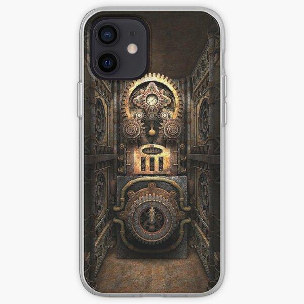 Infernal Steampunk Vintage Machine #4 phone cases iPhone Soft Case