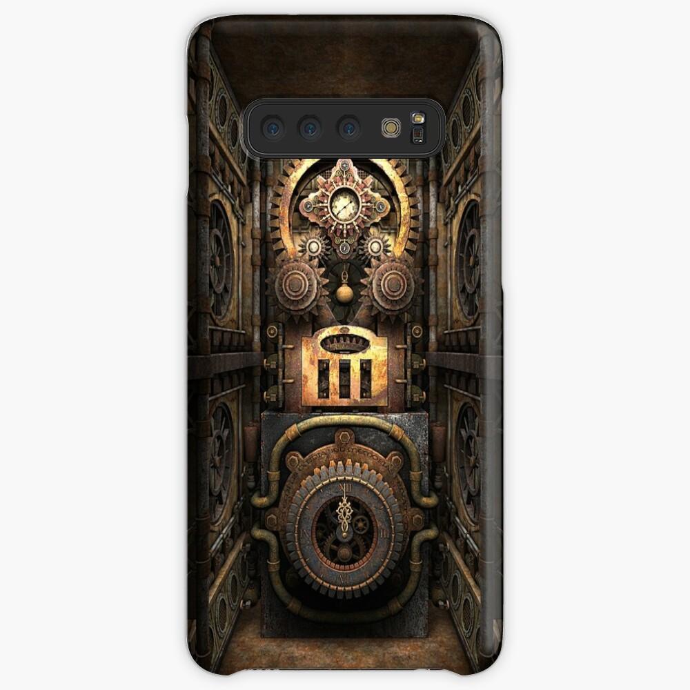 Infernal Steampunk Vintage Machine #4 phone cases Case & Skin for Samsung Galaxy