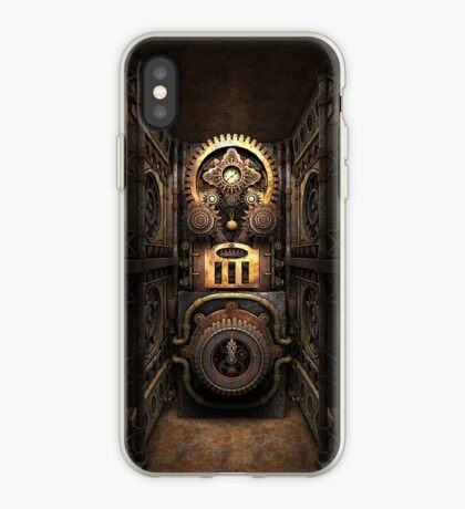 Infernal Steampunk Vintage Machine #4 phone cases iPhone Case