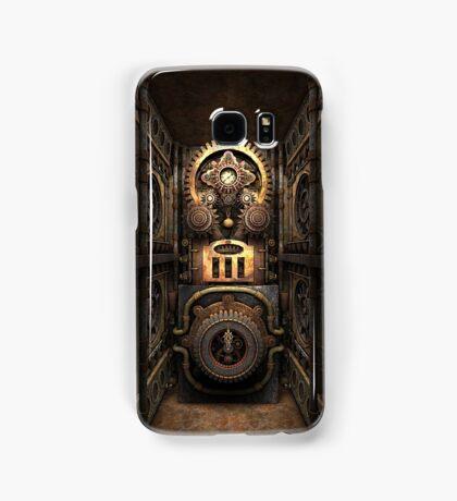 Infernal Steampunk Vintage Machine #4 phone cases Samsung Galaxy Case/Skin