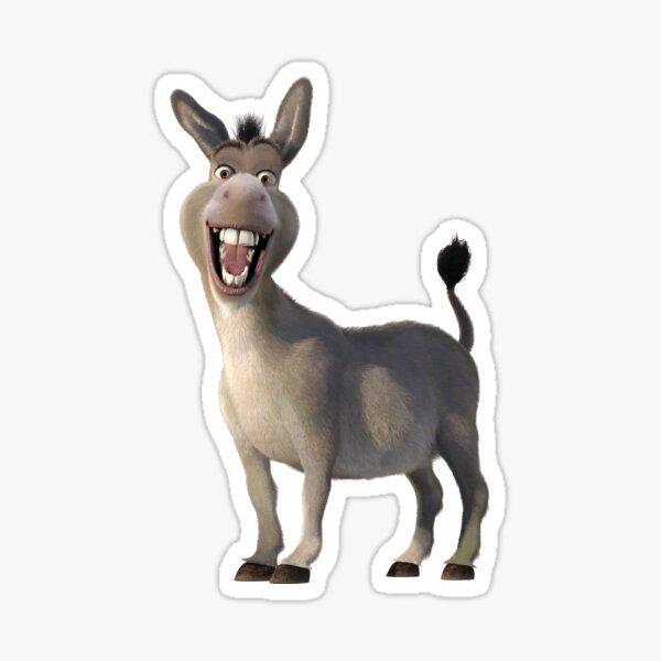 Donkey Eddie Murphy - I'm A Believer Sticker