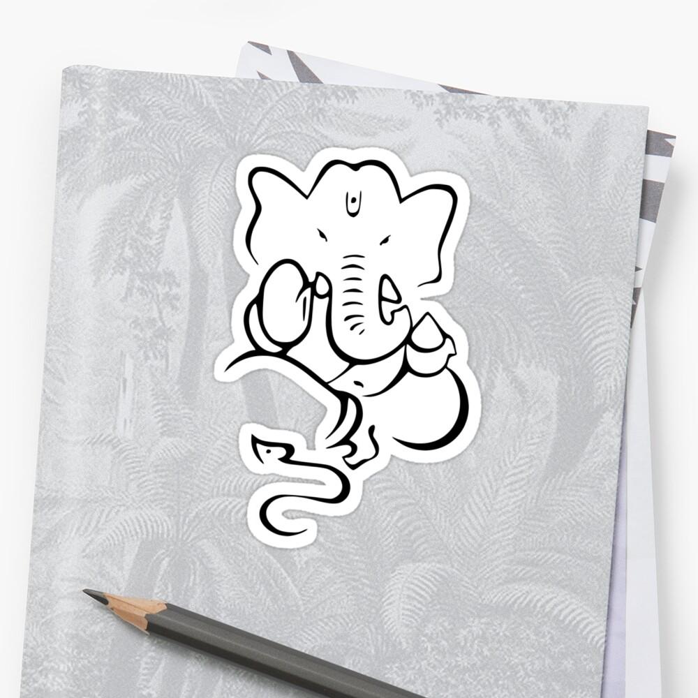 Ganesha by buddhabubba