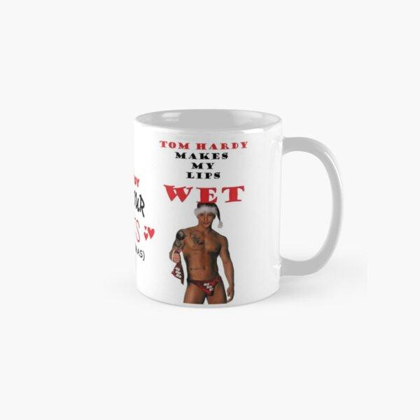Tom Hardy Makes My Lips Wet Classic Mug