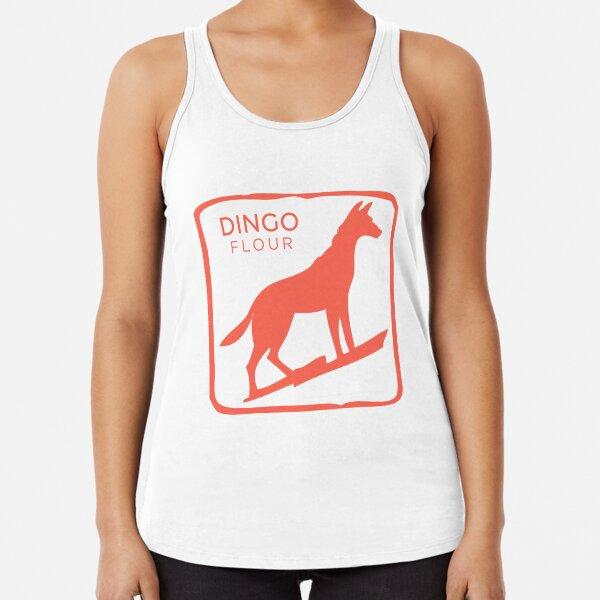 Dingo Flour Racerback Tank Top