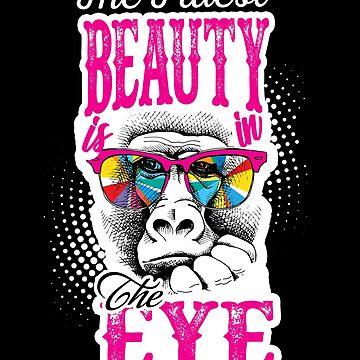 The Truest Beauty Is In The Eyes Beautiful Eyes  by allsortsmarket