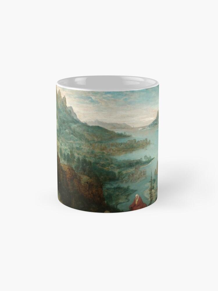 Alternate view of an unbelievable Egypt landscape Mug