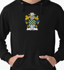 Lago Coat of Arms - Family Crest Shirt Lightweight Hoodie