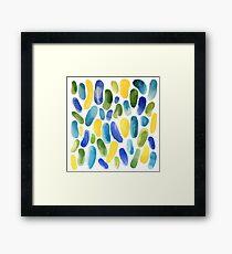 Mitochondria Framed Print