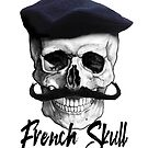 French Skull by clad63