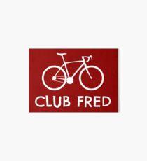 Club Fred Cycling Art Board
